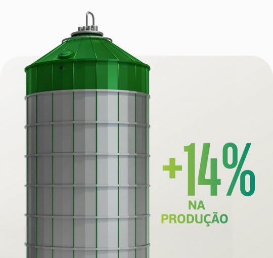 Combinação de produtos Satis aumenta a produtividade da soja em 14%.