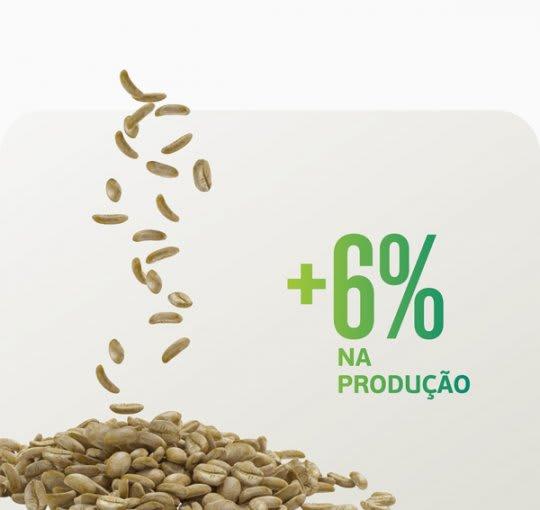 Solução Satis aumenta o vigor do cafeeiro, fazendo-o produzir mais. Veja!
